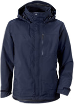 Navy Didrikson Tropos Waterproof Jacket