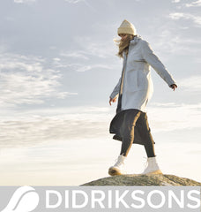 Didriksons Outdoor Clothing From Sweden