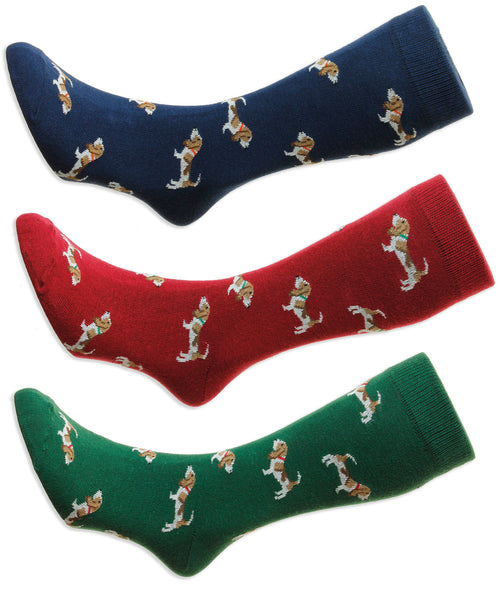 HJ Hall Hounds Classic Socks