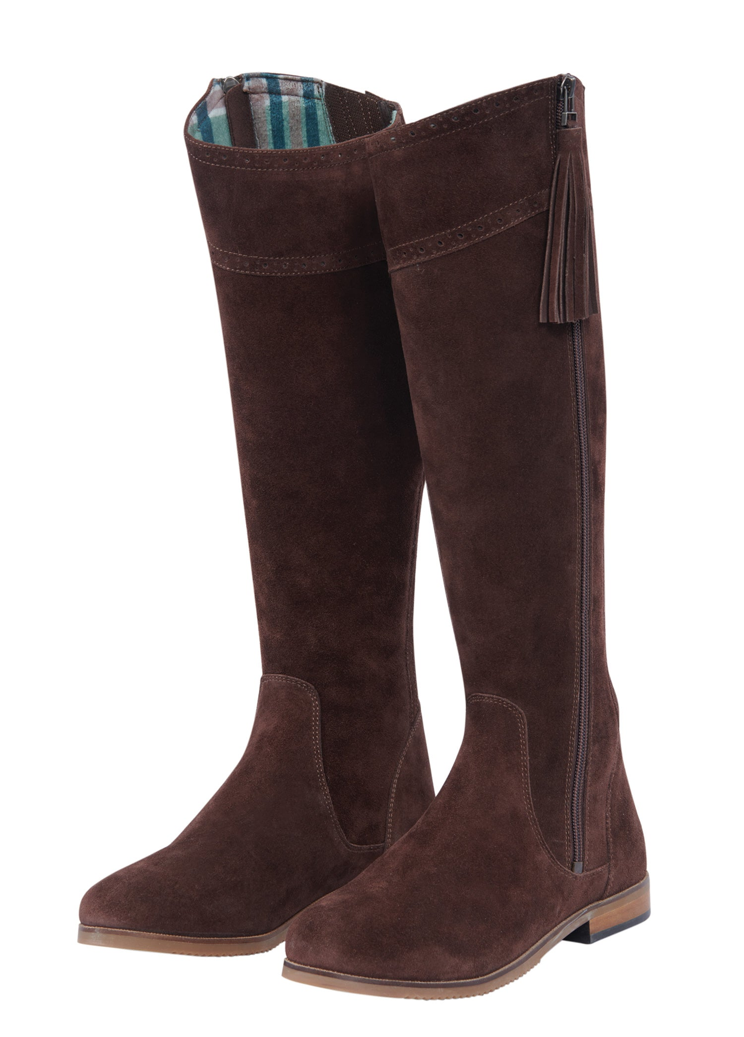 Chocolate Brown Dublin Kalmar SD Tall Boots