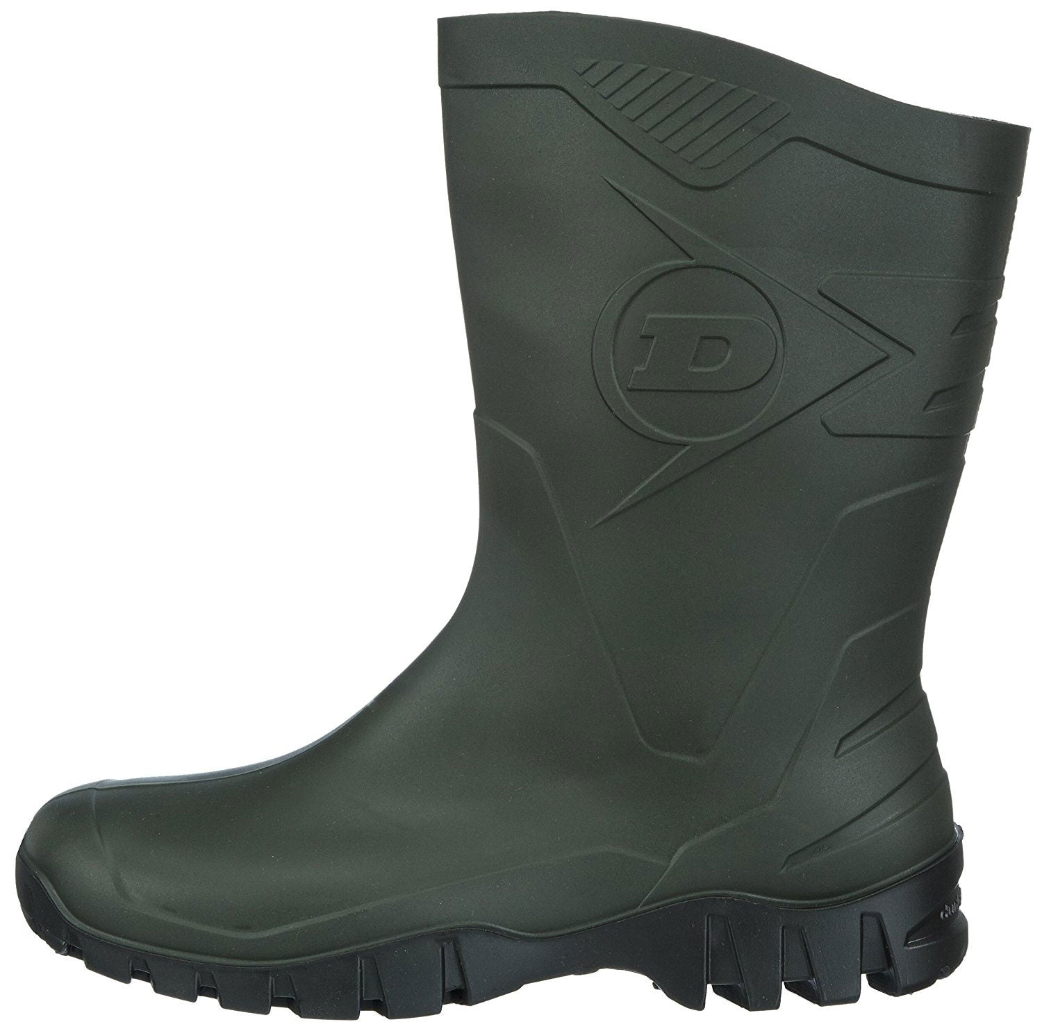 Where Do You Buy Dunlop wide-calf half-height Wellies.v