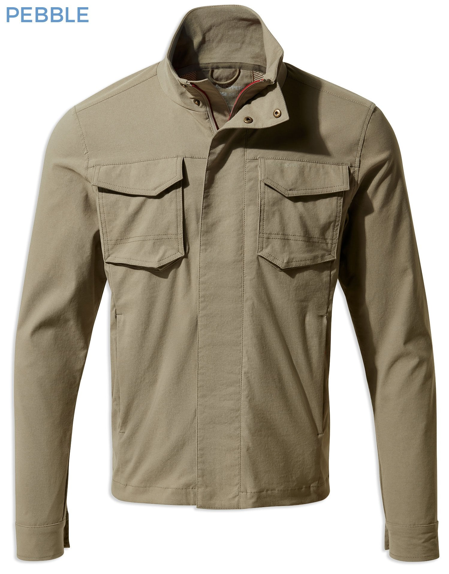 Craghoppers NosiLife Edmund Jacket | Pebble
