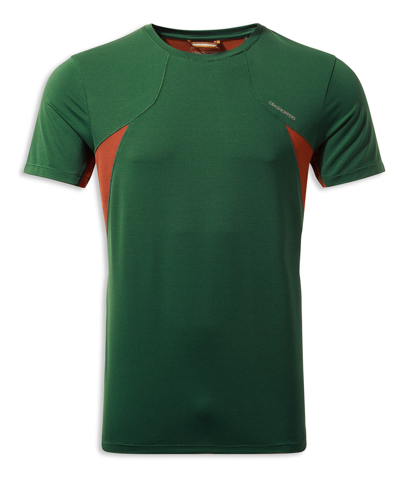 Mountain Green Craghoppers Fusion T-Shirt
