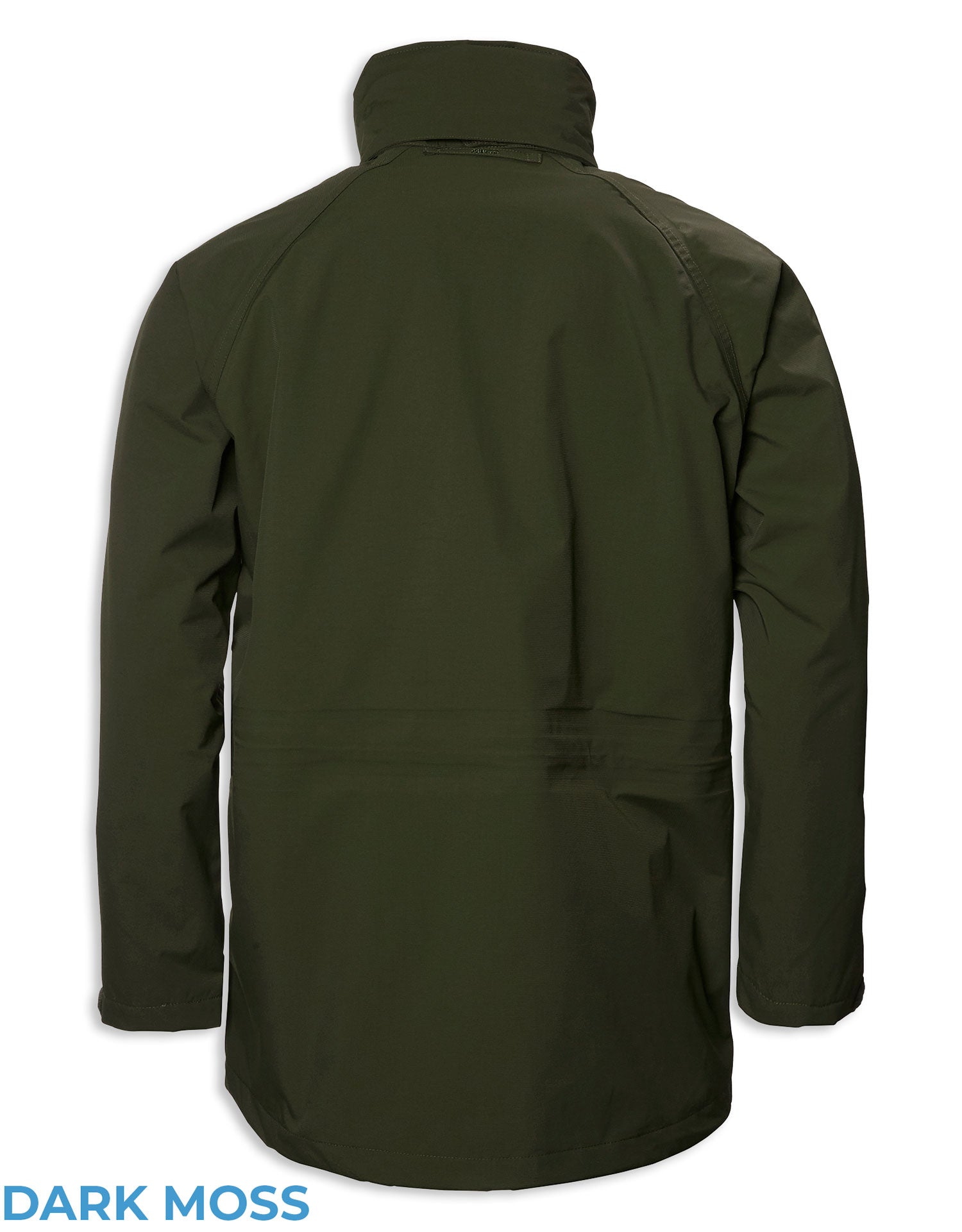 Back View Musto Fenland BR2 Packaway Jacket