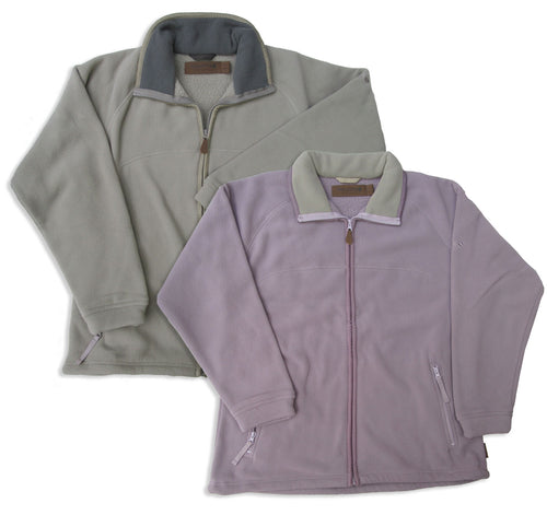 regatta fleece HEATHER AND SAND