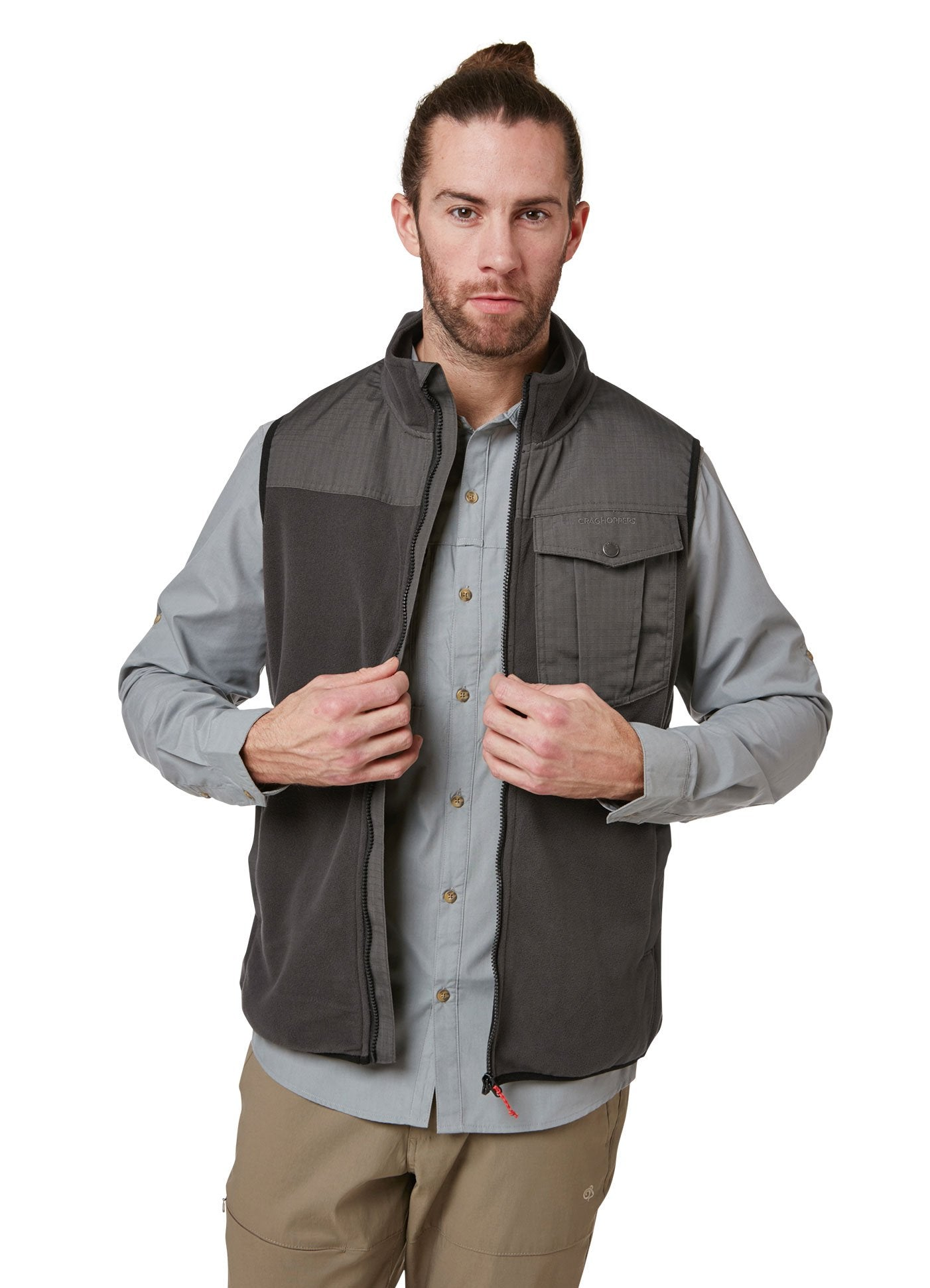 Dillon Vest Craghoppers Fleece