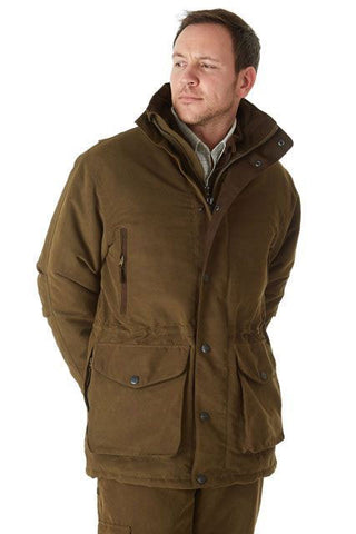 Sherwood Forest Gadwall is the ultimate countryman's winter jacket - designed for the rigours shooting, it's many practical features make it ideal for a wide range of outdoor p...