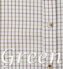 green tattersall check pattern