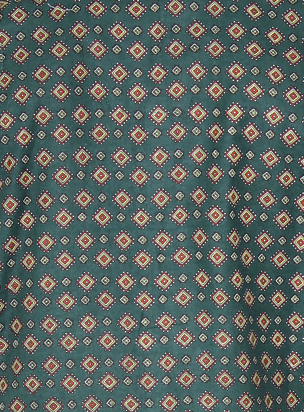 green pattern pjs