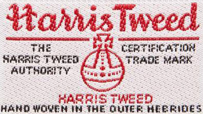 authentic Harris tweed - hand woven in the Outer Hebrides each cap has the Harris Tweed Authority label stitched into it
