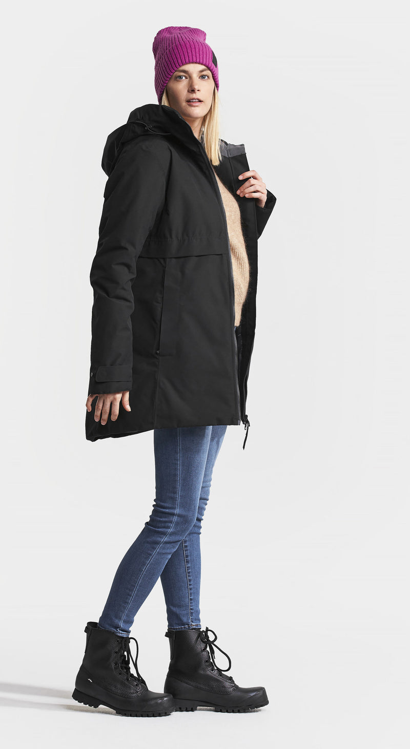Winter Didriksons Helle II Ladies Waterproof Winter Parka Coat