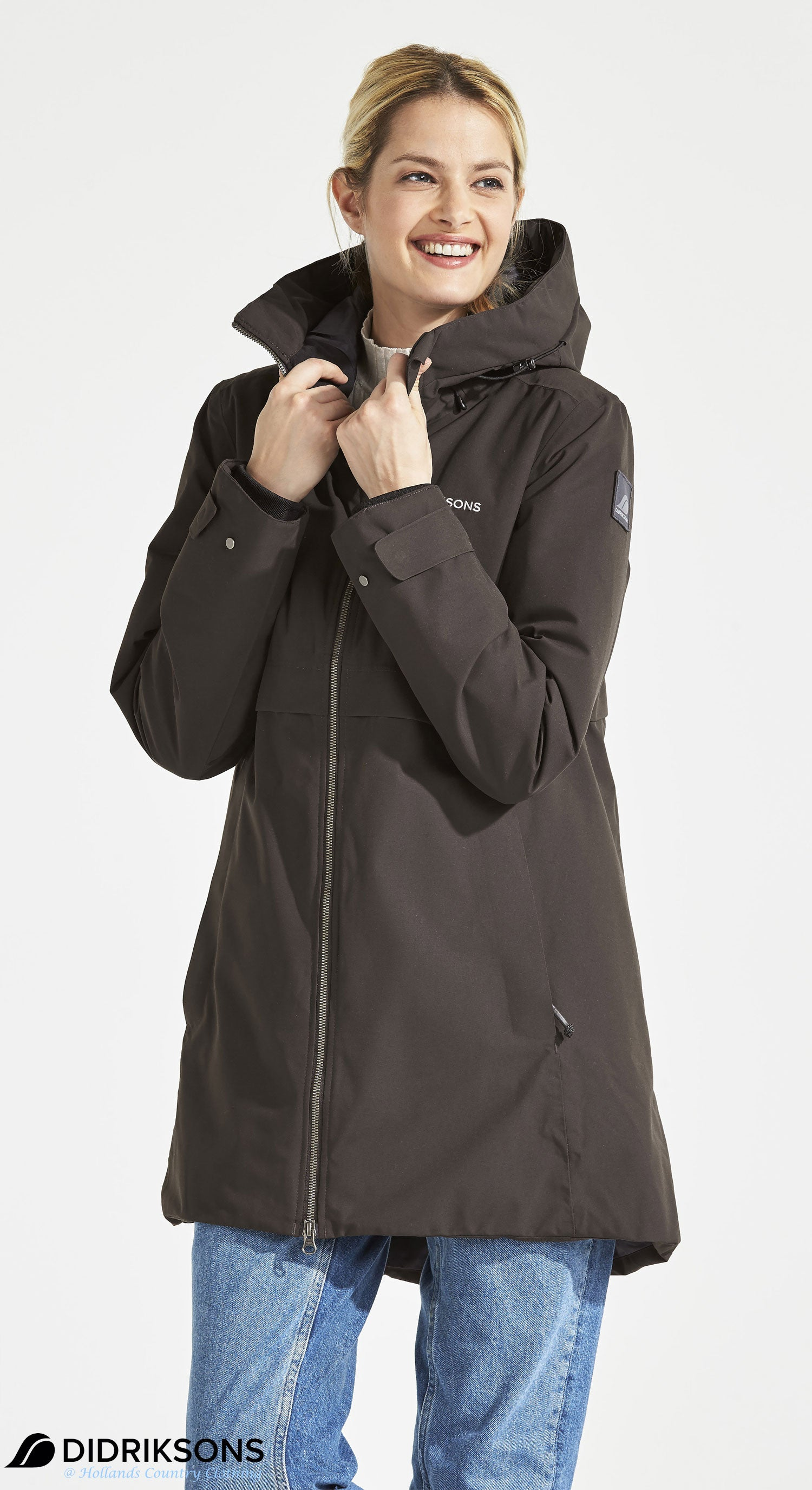 227cc8c52 Didriksons Helle Waterproof Parka – Hollands Country Clothing