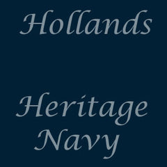 heritage navy colour
