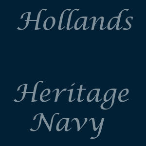 heritage navy colour swatch