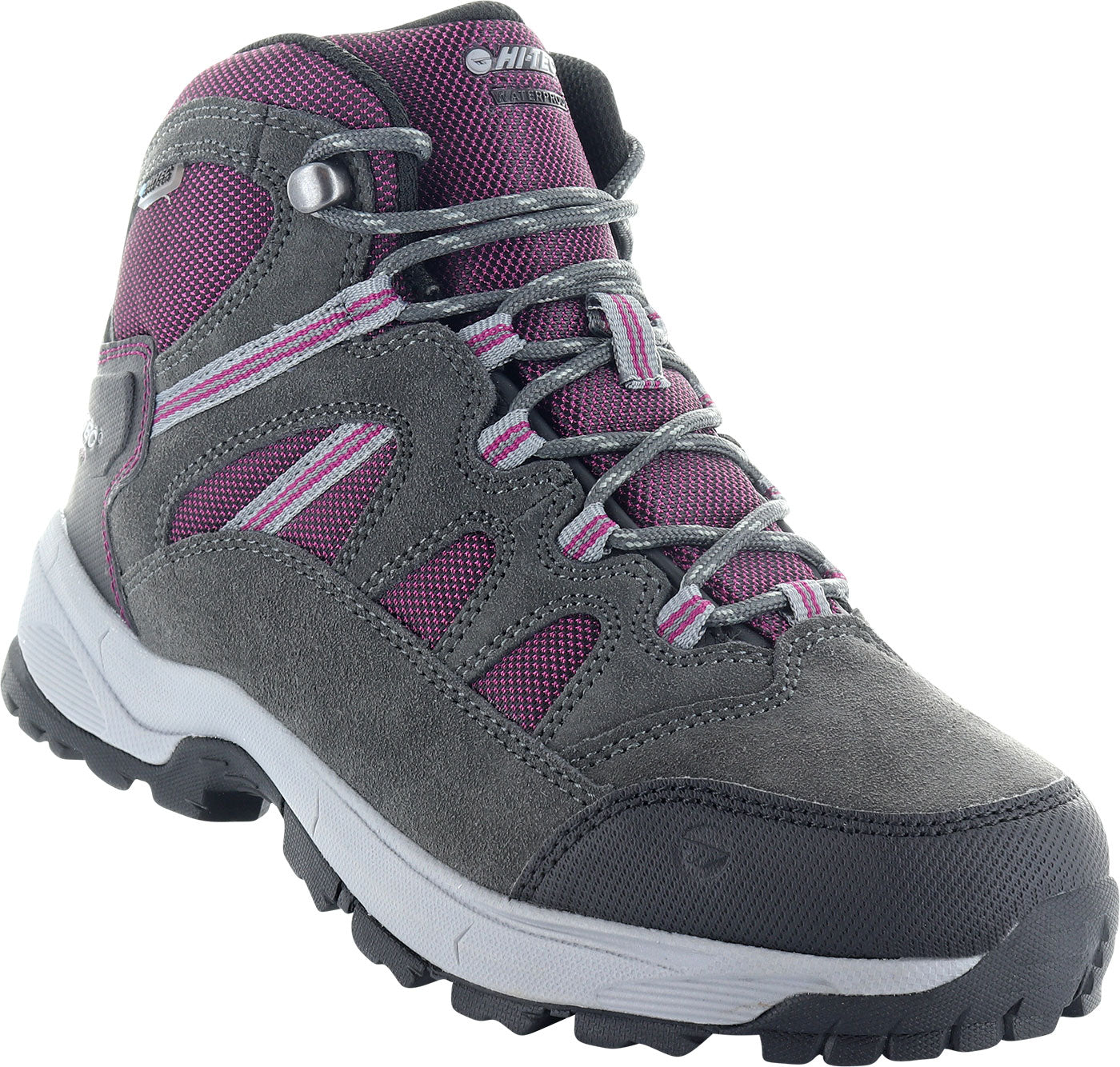 Ladies Bandera Waterproof Hiking Boots by Hi-Tec