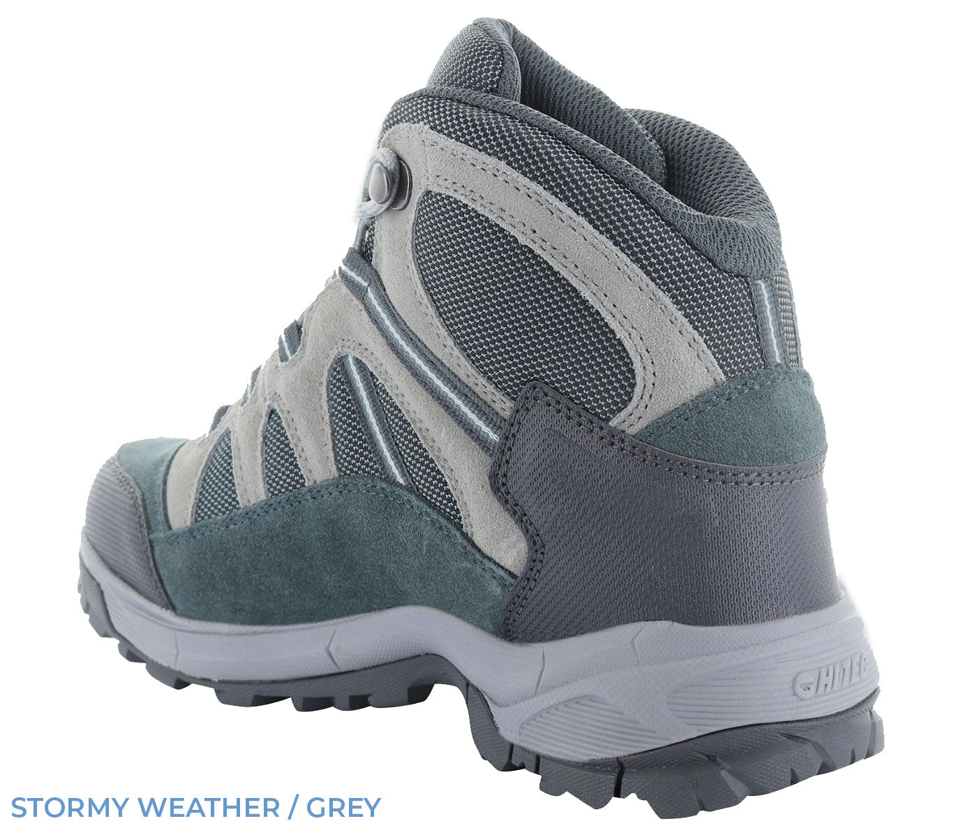 Heel and achilles support light weight hike boot
