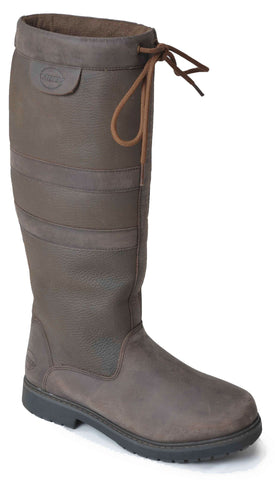 Catesby CHELTENHAM II Antique Oak High Leg Leather Country Boot