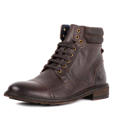 Goodwin Smith Denver leatDerby Boot | Bher rown