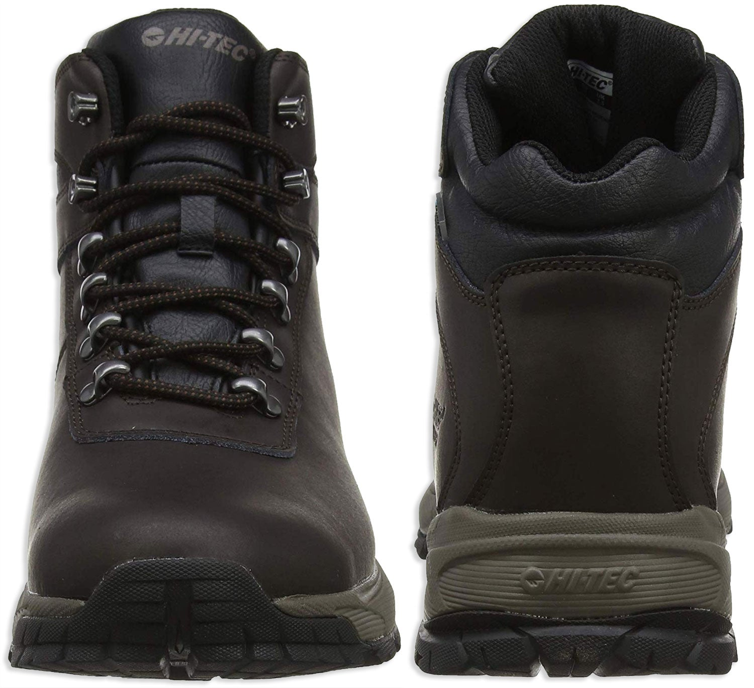 Ladies Leather Hi TEc  walking boots