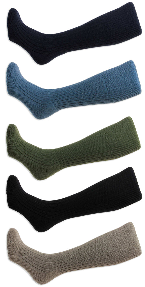HJ Commando Sock | Wool Rich cushion sole