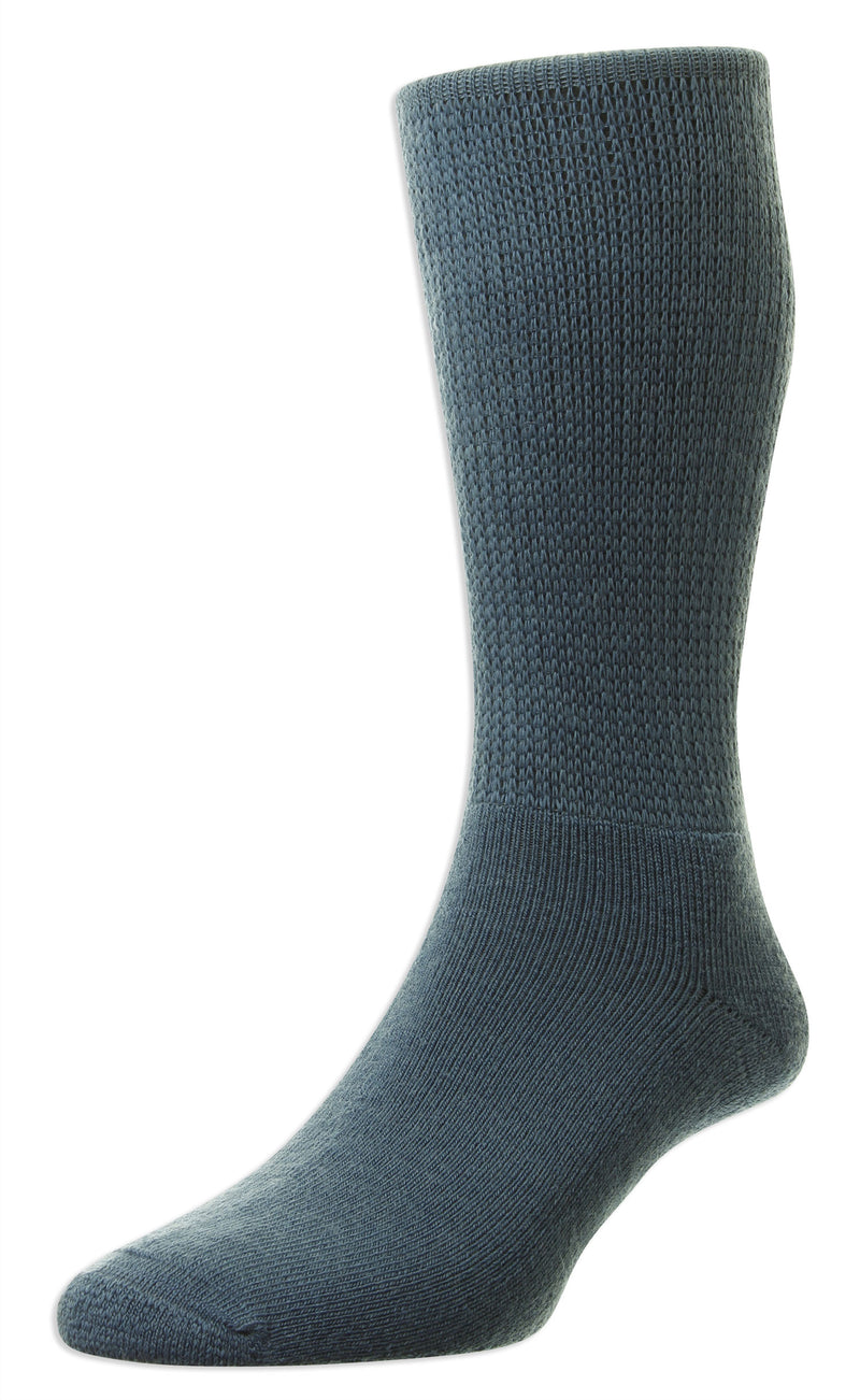 airforce HJ Hall Diabetic Socks | Wool