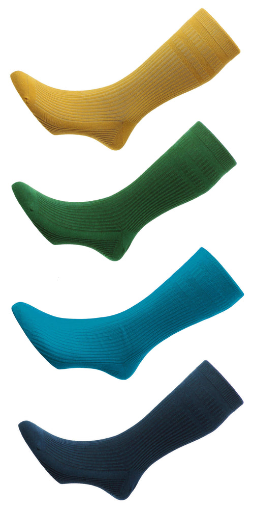HJ Hall Original Soft Top Socks | Cotton Rich