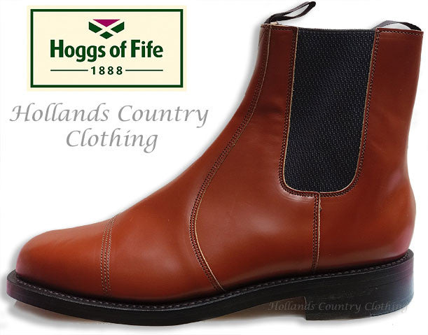 AYR HOGGS ALL LEATHER DEALER BOOT 569L