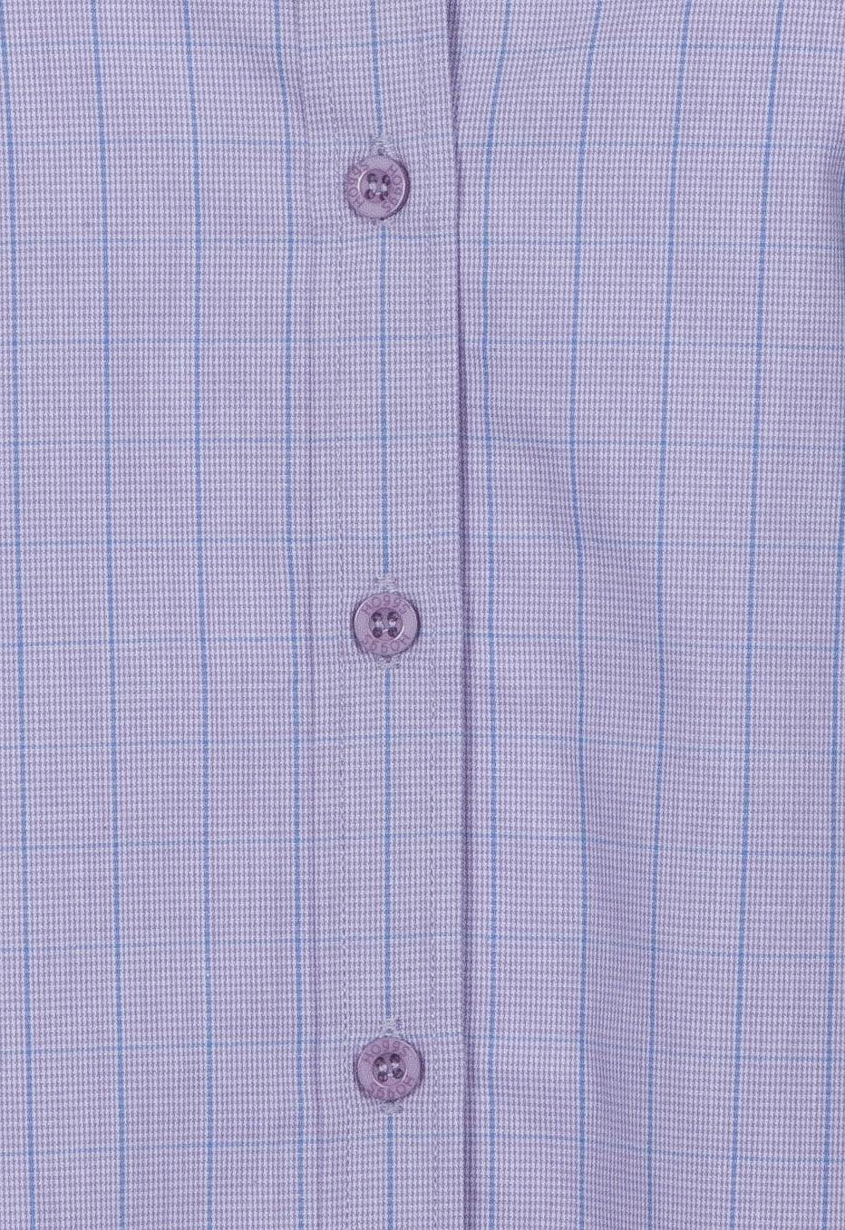 Hoggs Bryony Ladies Shirt in Micro Check
