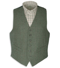Hoggs of Fife Invergarry Tweed Dress Waistcoat