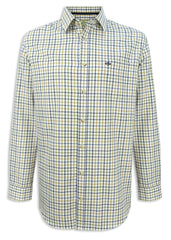 Green and blue tattersal Hoggs shirt