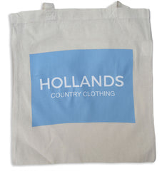 Holland's Cotton Tote Bag