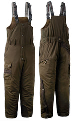 Deerhunter Muflon Bib Trousers in art Green
