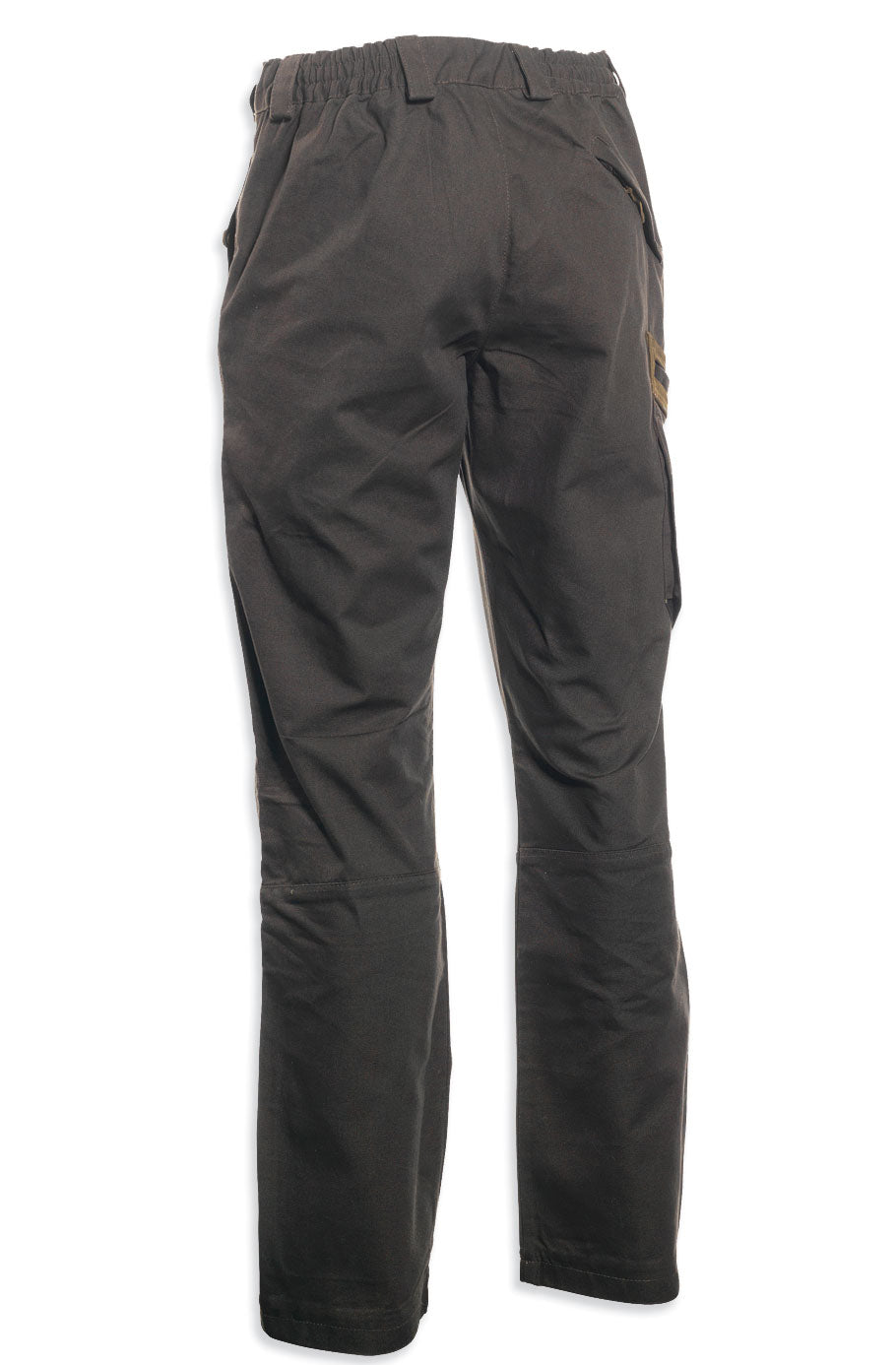rear view Deerhunter Monteria Shooting Trousers