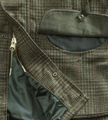 shooters pocket Hoggs of Fife Invergarry Tweed Jacket
