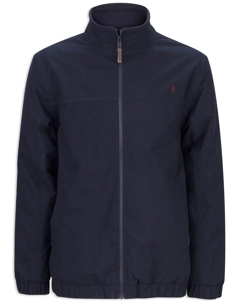 navy Jack Murphy Harvey Waterproof Jacket