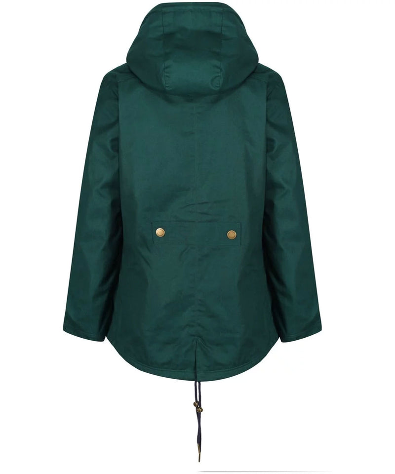 Jack Murphy Lesley Ladies Waterproof back view pine