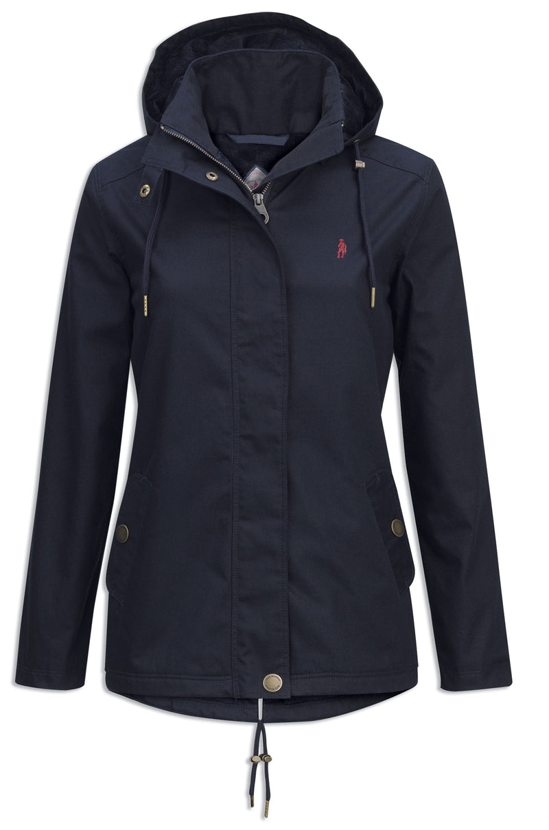 Jack Murphy Lesley Ladies Waterproof with parka tail