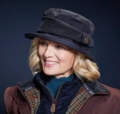 Jack Murphy Malvern Waterproof Ladies Country Hat