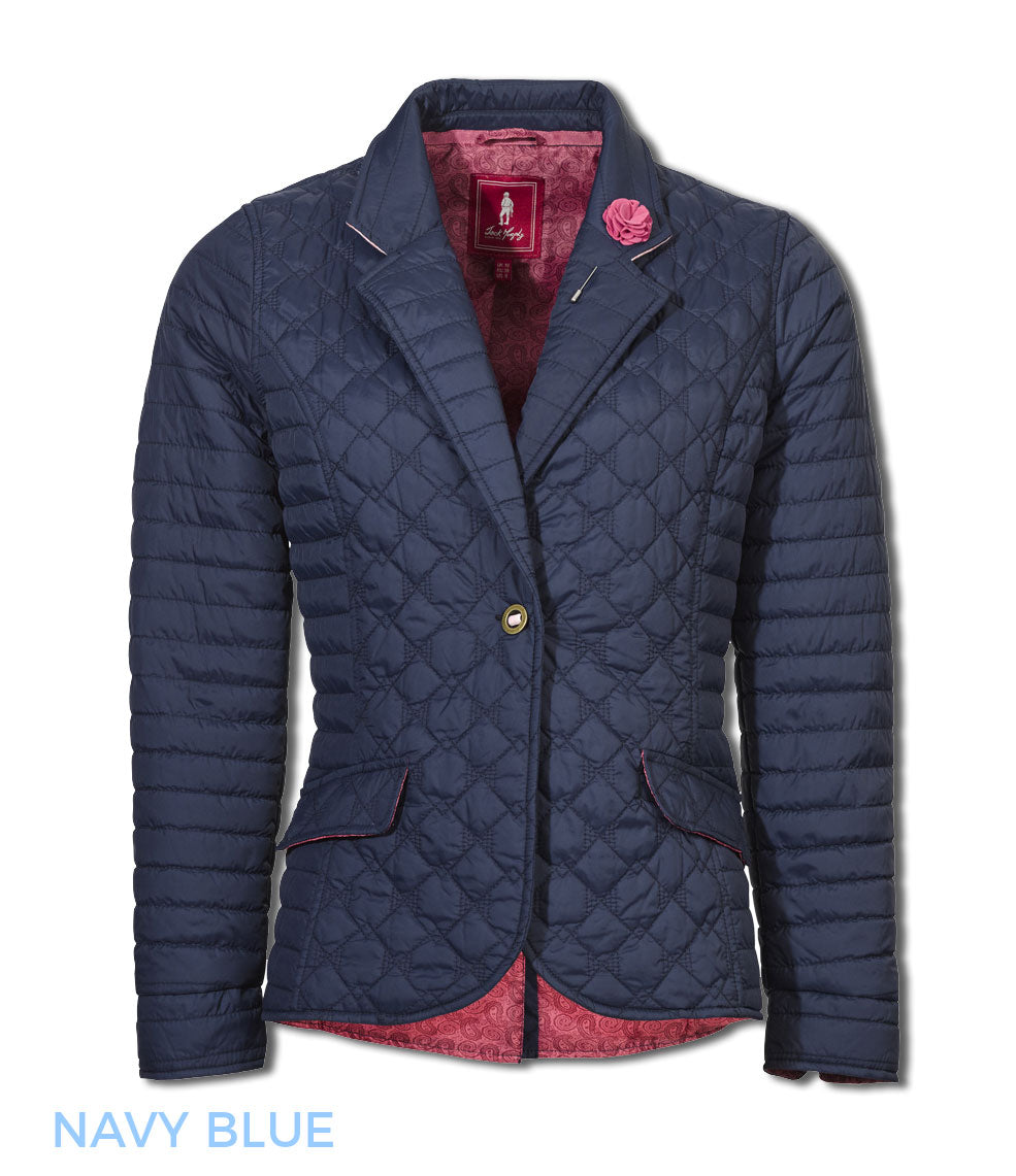 n\vy Jack Murphy Meg Ladies Quilted Jacket