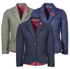 Jack Murphy Meg Ladies Quilted Jacket