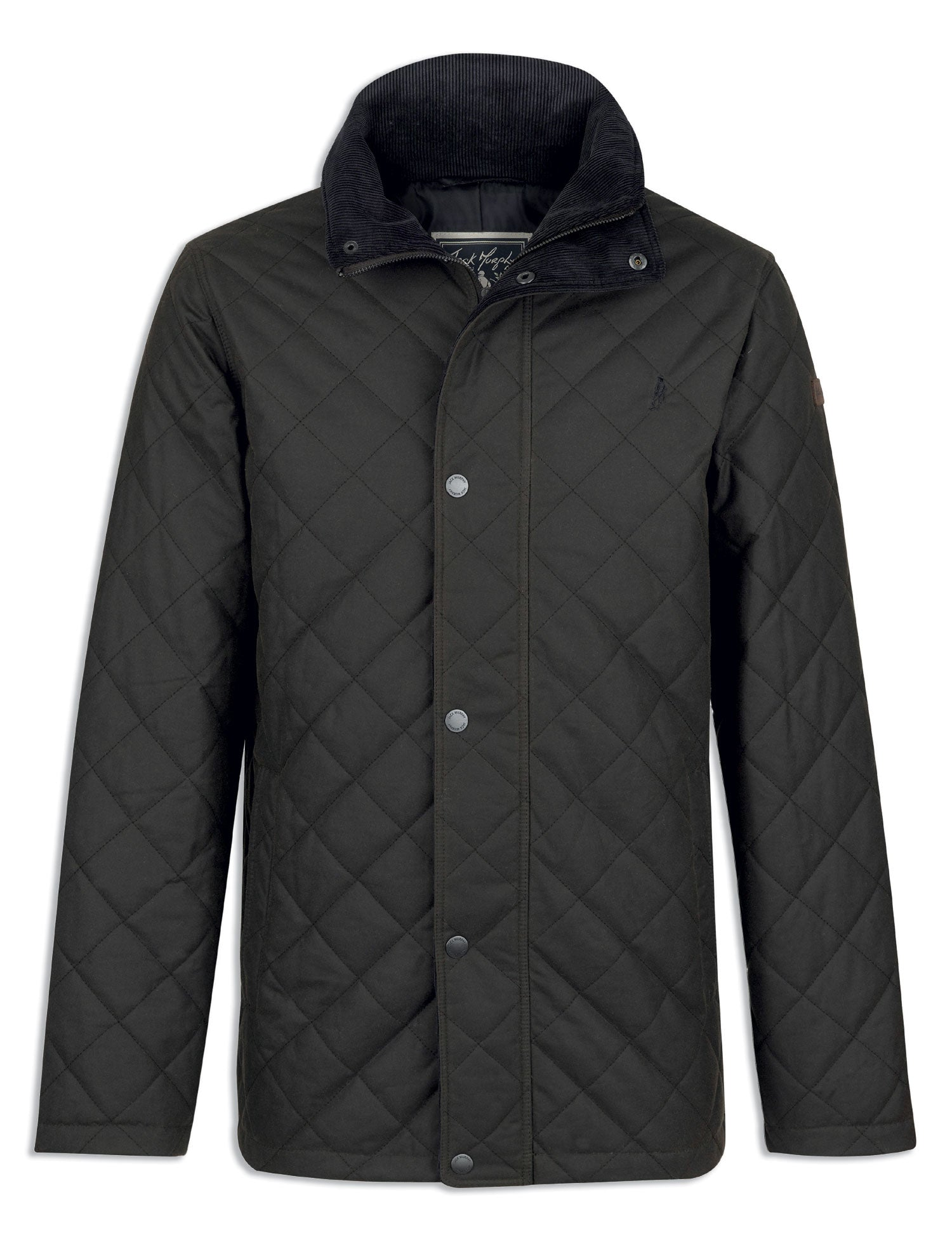 Jack Murphy Dara Men's Quilted Waxed Jacket