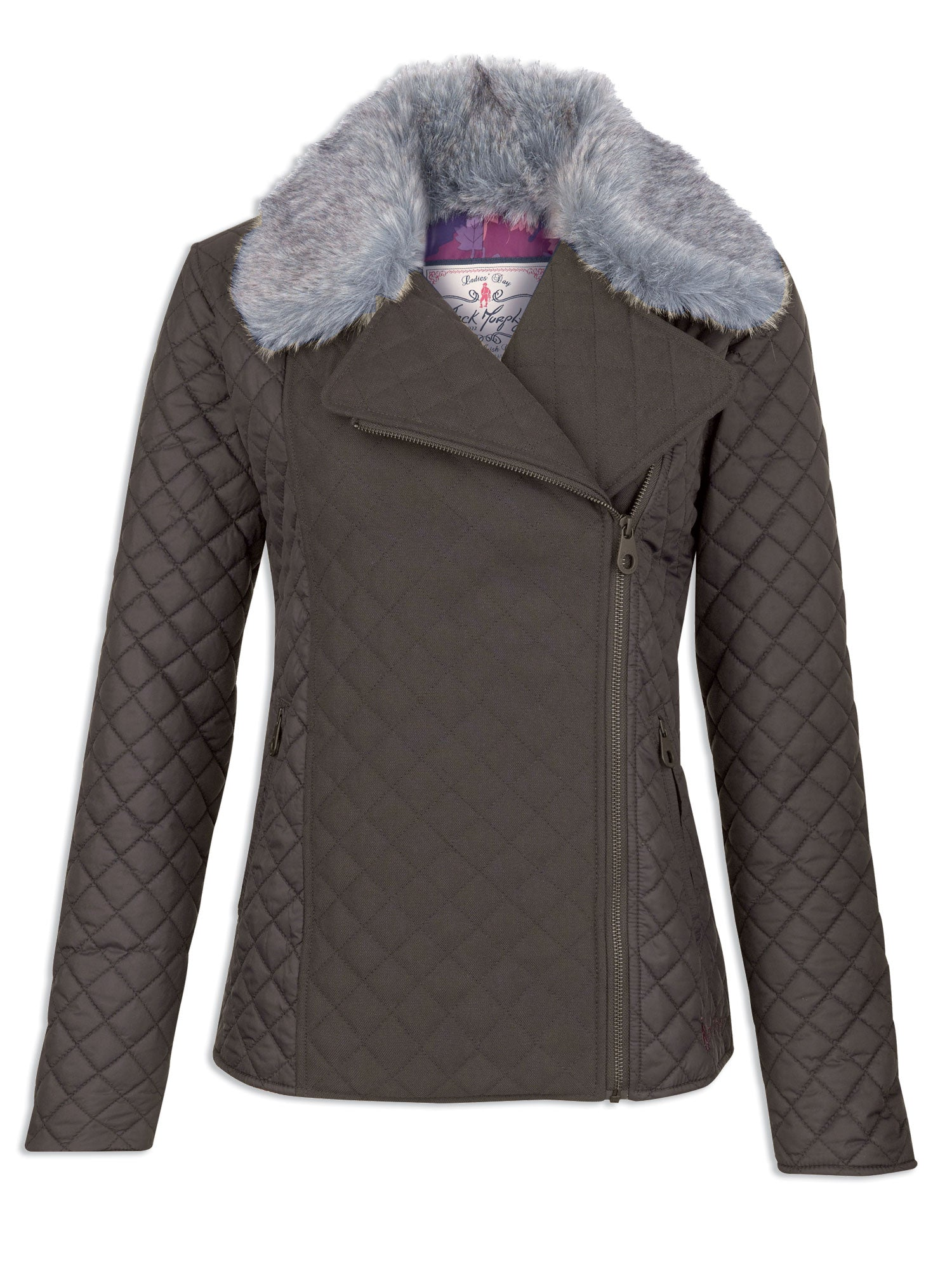 weather for ducks colourJack Murphy Paulina Biker Jacket