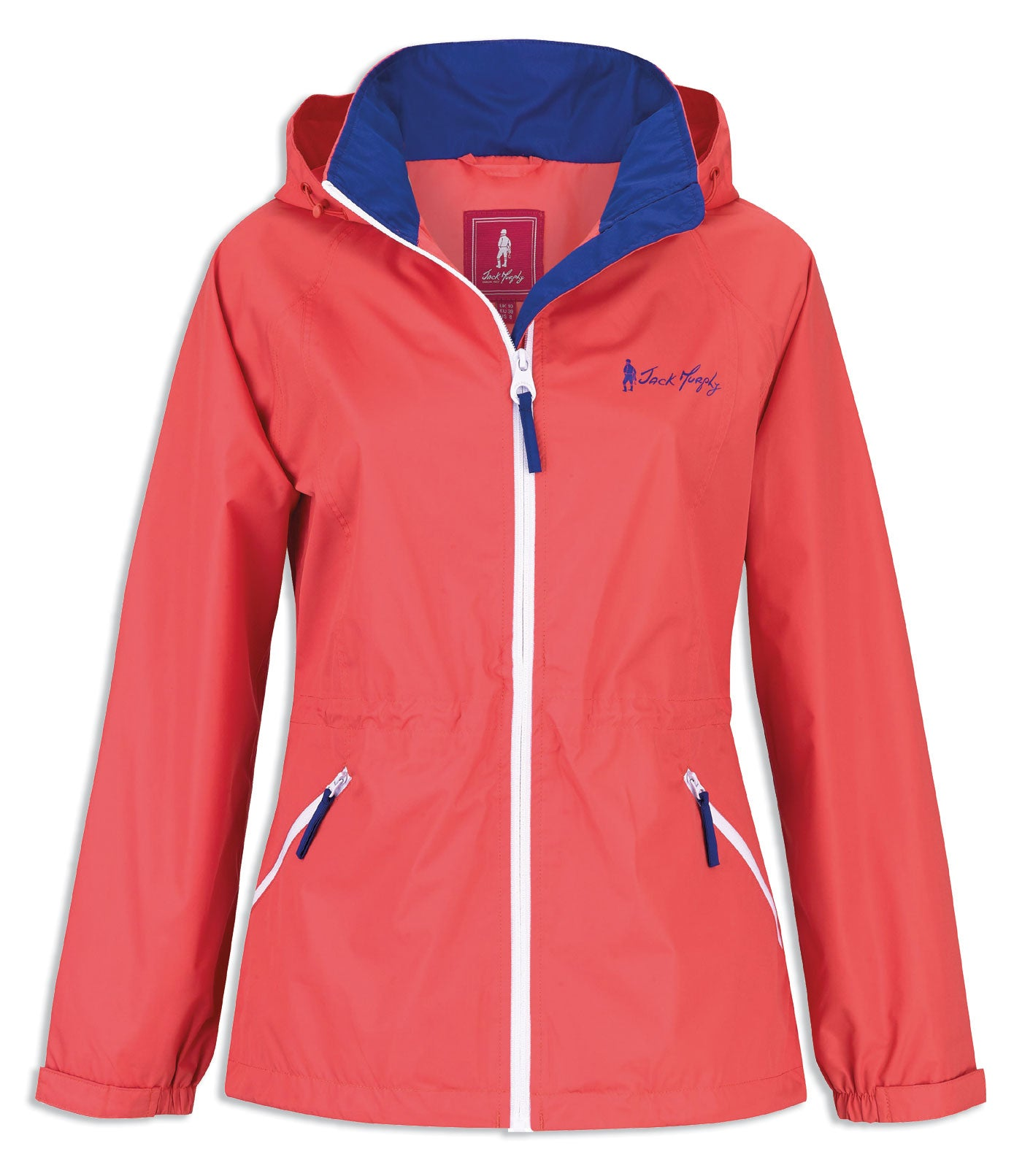 coral pink Jack Murphy Willow Lightweight Waterproof