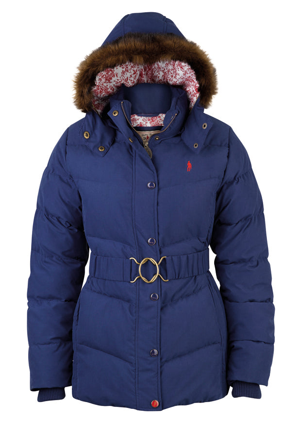 Jack Murphy Coco Ladies Padded Duvet Coat