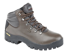 Johnscliffe Highlander II Hiking Boots brown with waterproof membrane