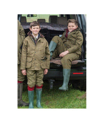 Little Paines Tweed shooting outfits by Alan Paine