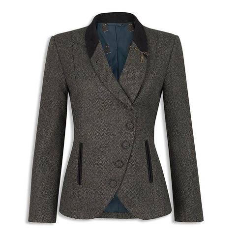 Jack Murphy Karen Jacket in Knockmore Tweed