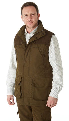 Sherwood Forest Kensington Waterproof Gilet
