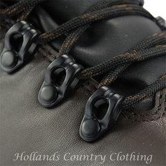 lacing detail Johnscliffe™ Typhoon II Lightweight Boot in Brown
