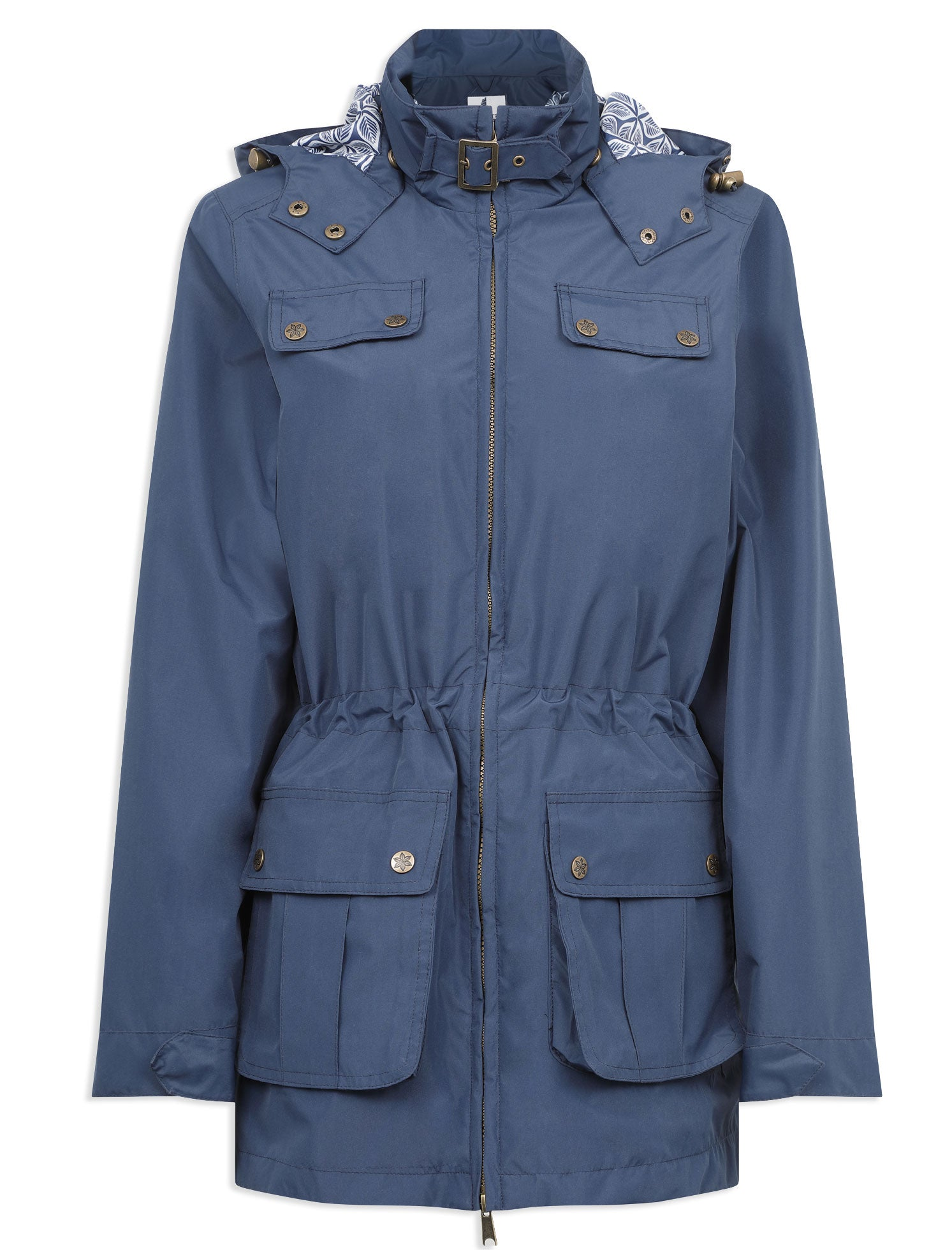 Cromer Ladies Summer Parka by Champion Country Estate navy